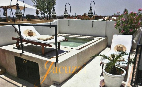 Riad Moullaoud : Jacuzzi