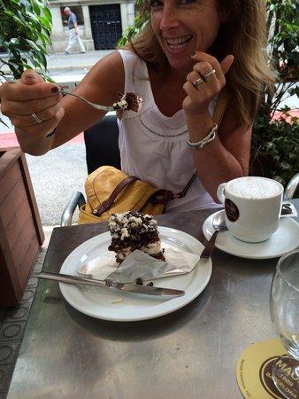Pastelerias Mauri: Mmmmmm