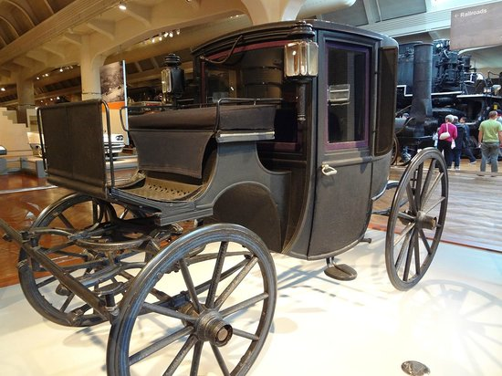teddy roosevelt 39 s presidential carriage picture of the. Black Bedroom Furniture Sets. Home Design Ideas