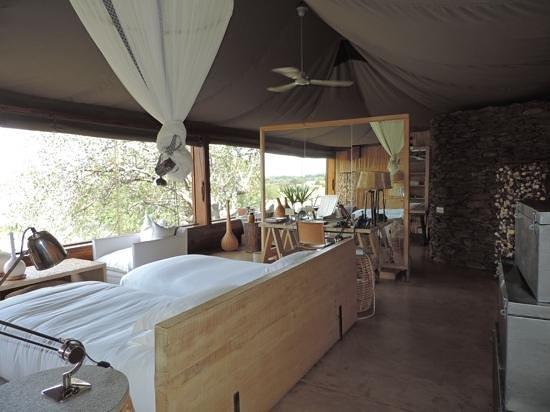 Singita Faru Faru Lodge: our beUtiful suite