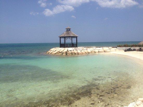 Secrets Wild Orchid Montego Bay: Wedding gazebo