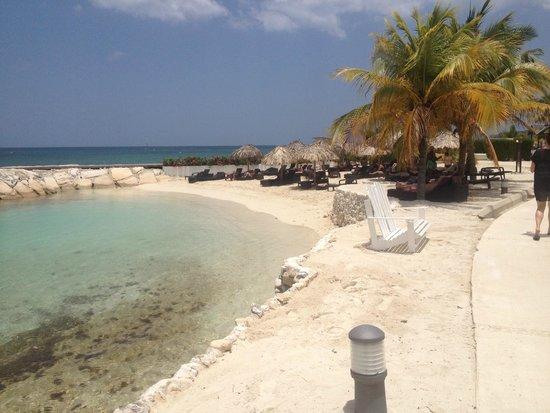 Secrets Wild Orchid Montego Bay: Beach