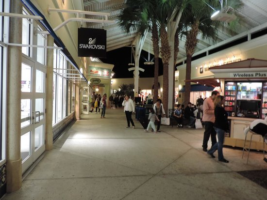 Orlando International Premium Outlets: Orlando Premium Outlets - International Dr