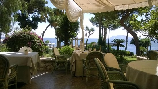 Grand Hotel Villa Igiea - MGallery by Sofitel: Restaurant (breakfast and dinner)