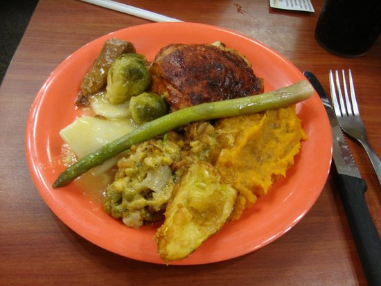 Golden Corral: My first trip to the buffet.....