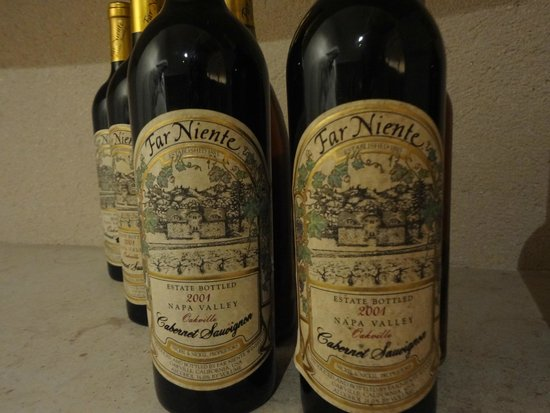 Far Niente Winery: Far Niente
