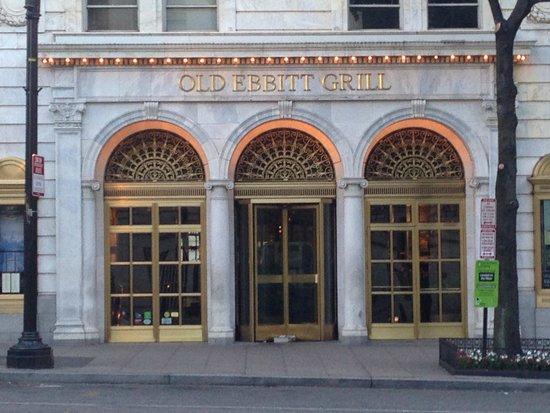 Old Ebbitt Grill, Washington DC