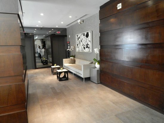 The Marcel at Gramercy: Lobby area