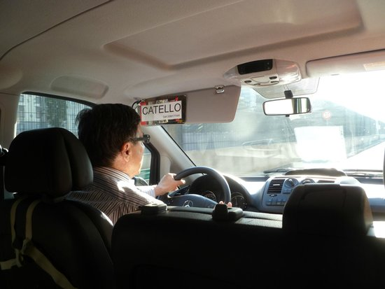 Sorrento Silver Star Tours: Our driver/guide Catallo - he was excellent!!!