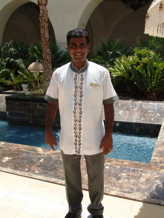 Jumeirah Zabeel Saray: Sunil