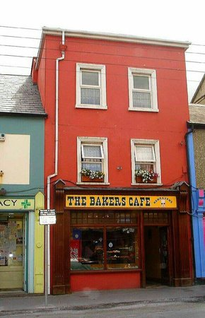 The bakers cafe