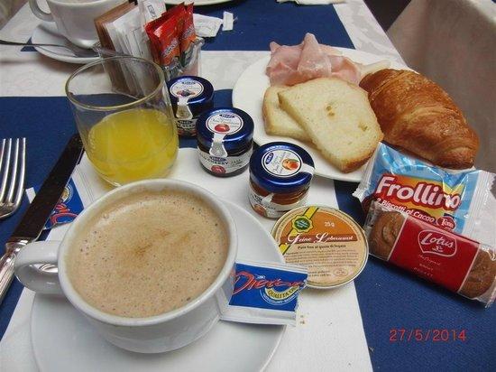 Real Fini Baia Del Re : Desayuno buffet