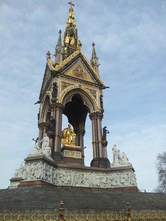 Hyde Park : Мемориал