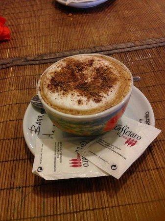 Casa Cassciaro : El café mas bueno de cartagena