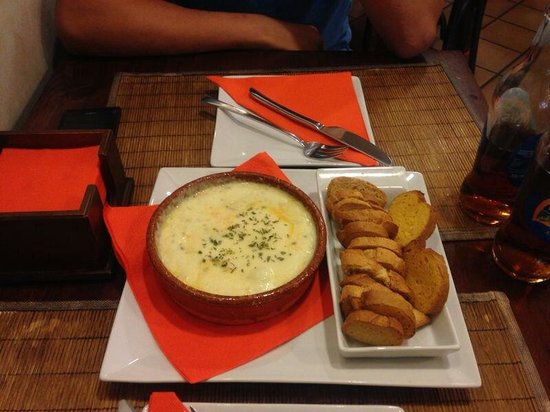 Casa Cassciaro : Delicias