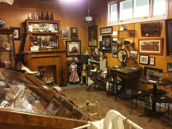 Marinette County Historical Logging Museum