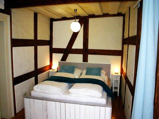 Ventura's Hotel und Gastehaus: Apartement bis 4 Personen in 2 Schlafzimmern  inkl. Küche