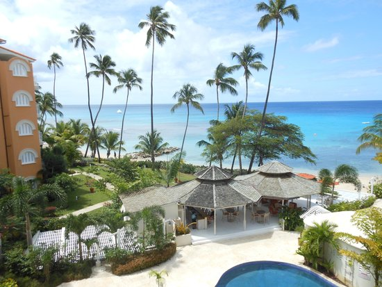 Saint Peter's Bay: Room with a view
