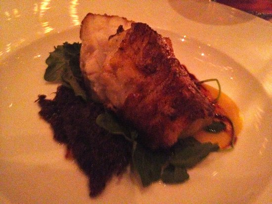 Colicchio & Sons Tap Room: Beautiful presentation of all dishes