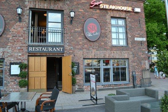 Stefan's Steakhouse : Здание