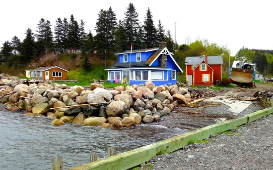 Harbourville Cottages and Schnitzelhaus : Awwwwwwww, I wish i was there right now!!!!!!