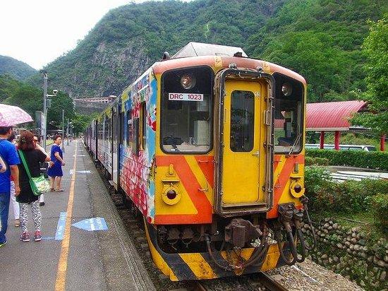 Ji Ji Xian: 列車外観