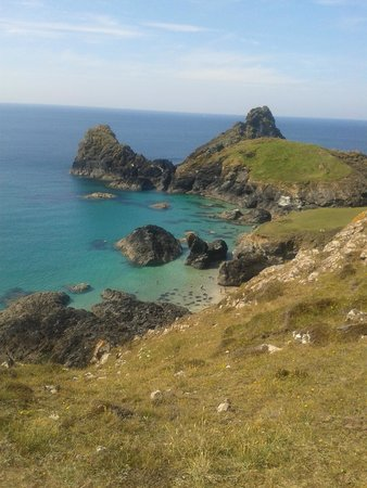The Lizard and Kynance Cove: Stunning View