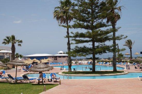 Regency Hotel and Spa : Территория отеля