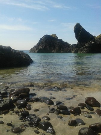 The Lizard and Kynance Cove: Worth the walk down