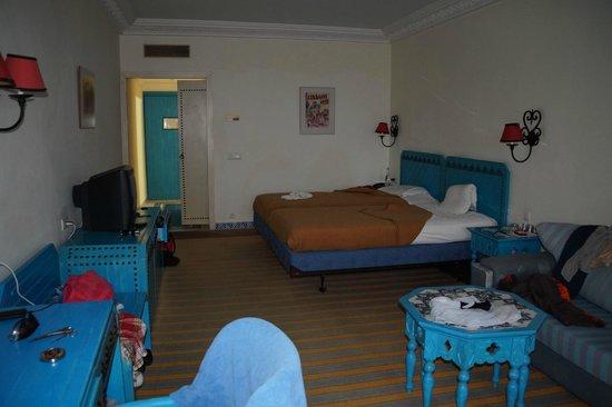 Regency Hotel and Spa : Номер
