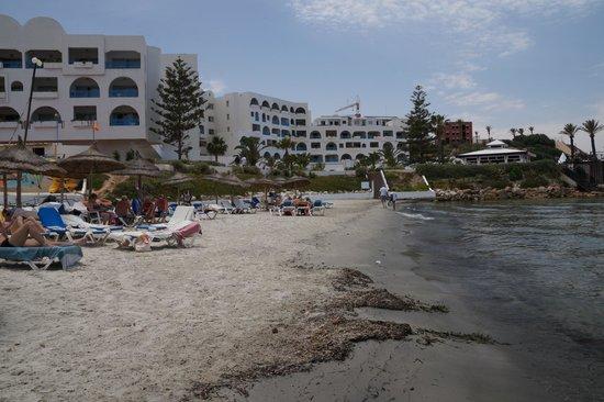 Regency Hotel and Spa : Пляж