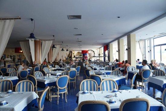 Regency Hotel and Spa : Ресторан