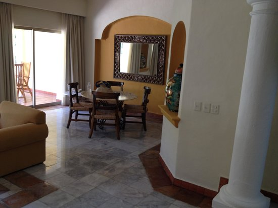 Casa Velas: Downstairs Ambassador suite