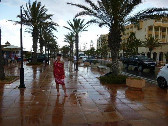 Hotel Diar Lemdina : центр города