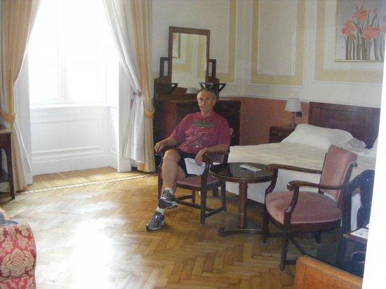 Hotel Bristol Palace: Room 226