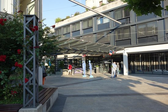 Hotel Geroldswil: 2