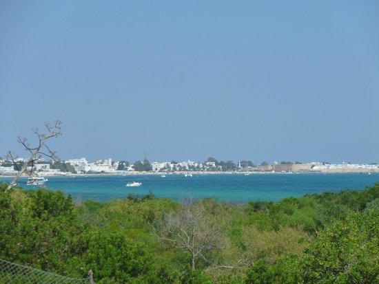 Hotel Diar Lemdina : панорамный вид