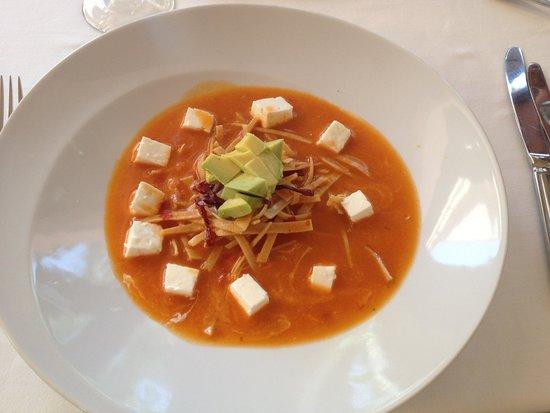 Casa Velas: Tortilla Soup