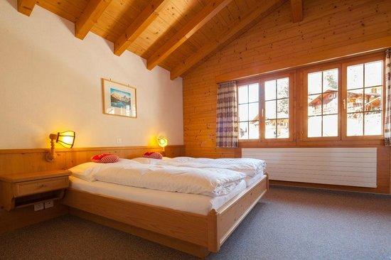 Hotel Alpenhof Grindelwald: Suite Superior