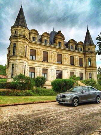 Chateau Camiac : Добрались!