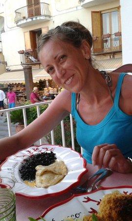 Buca di Bacco: Sogliola e riso venere