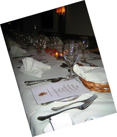 Hotel Alpenhof Grindelwald: Halbpension und à la carte