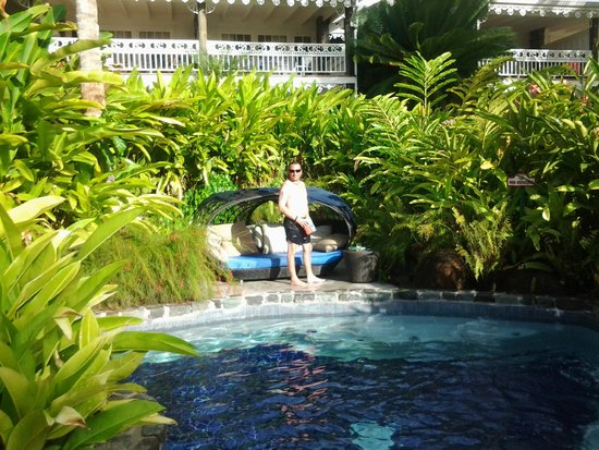 Rendezvous Resort: Our perfect spot on the lazy river