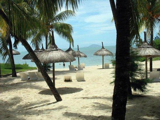 Calodyne Hotel: Beach area