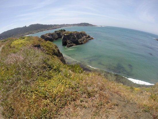 Stanford Inn by the Sea : Costal Walk
