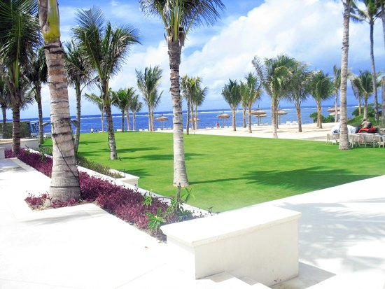 Long Beach Golf & Spa Resort : Hotel & grounds