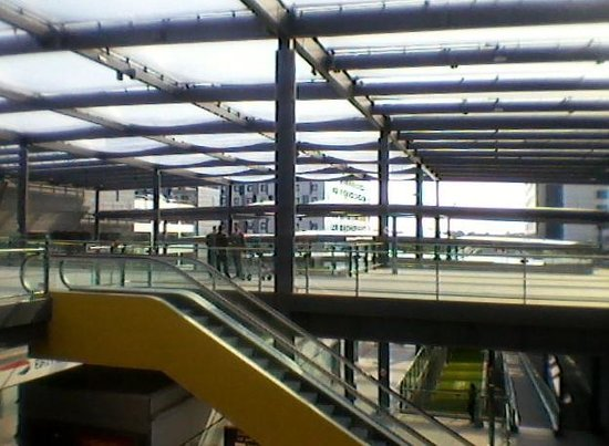 Premier Inn London Gatwick Airport (North Terminal) Hotel : view from terminal
