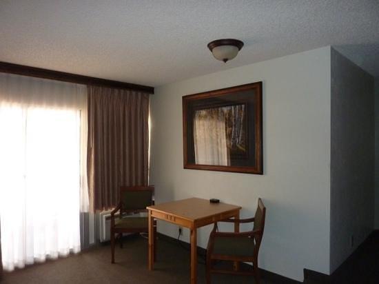 BEST WESTERN East Zion Thunderbird Lodge: Very nice room