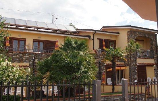 Hotel Liliana: chambres