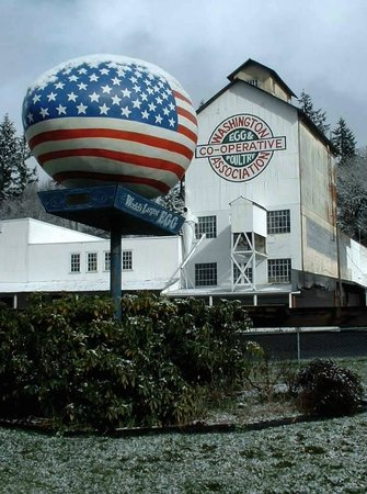 Winlock, WA: World's Largest Egg